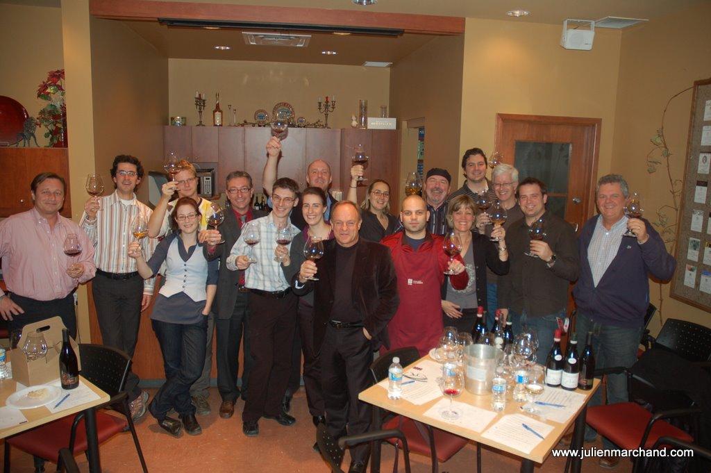 Monsieur vive le pinot chez julien for La fenetre pinot noir 2009