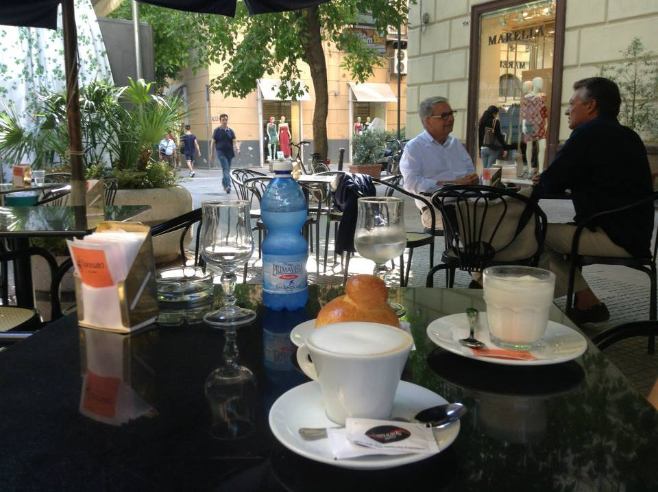 Anitco Caffè Spinnato