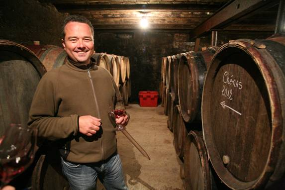 Christophe Pacalet (Photo: http://www.racinewineimports.ca/)