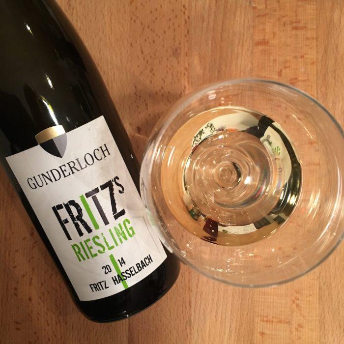 Gunderloch Fritz's Riesling 2015